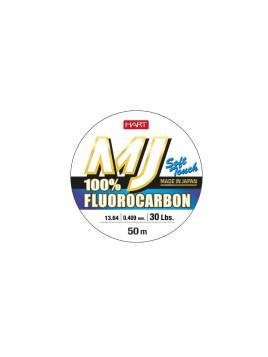 HART FLUORCARBONO MJ  12 LBS 0,22 MM