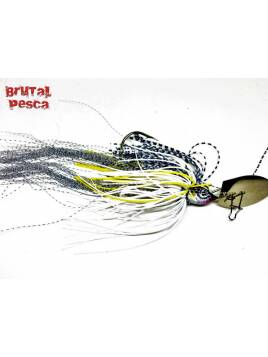 BRUTAL CHATTERBAIT WHITE