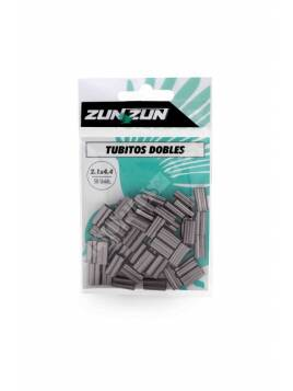 TUBITOS DOBLES 1,5 X 3.2 MM