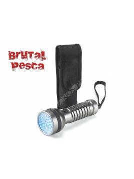 LINTERNA 41 LED UV