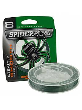 SPIDER STEALTH SMOOTH 8X 150 MTS 0,12