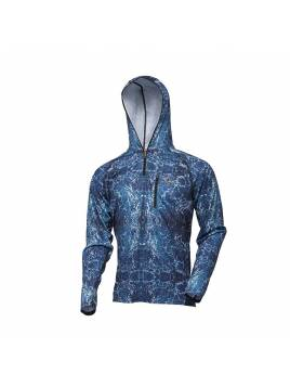 SAVAGE GEAR SALT UV HOODIE TALLA L