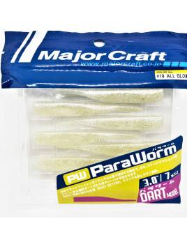 MAJOR CRAFT PARAWORM 3.0 ALL GLOW