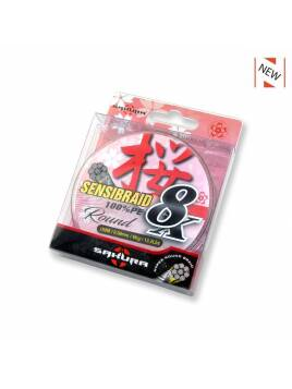 SAKURA SENSIBRAID 4X 300 MTS 0.14 MM