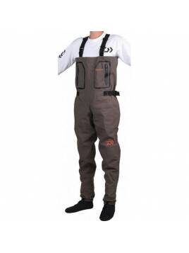 DAIWA VADEADOR BREATHABLE CHEST WADERS TALLA L (42-43)