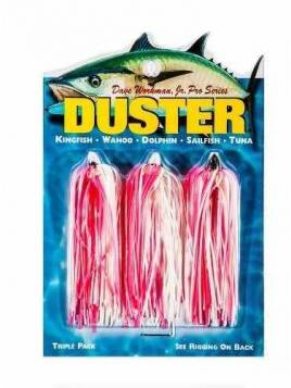 BOONE DUSTER TROLLING LURES